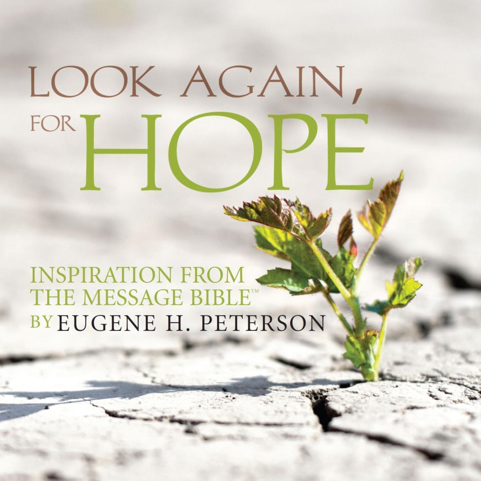 Printable Look Again, for Hope Audiobook Cover Art