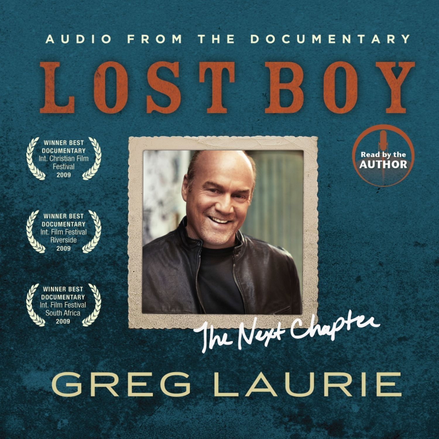 Printable Lost Boy: The Next Chapter Audiobook Cover Art