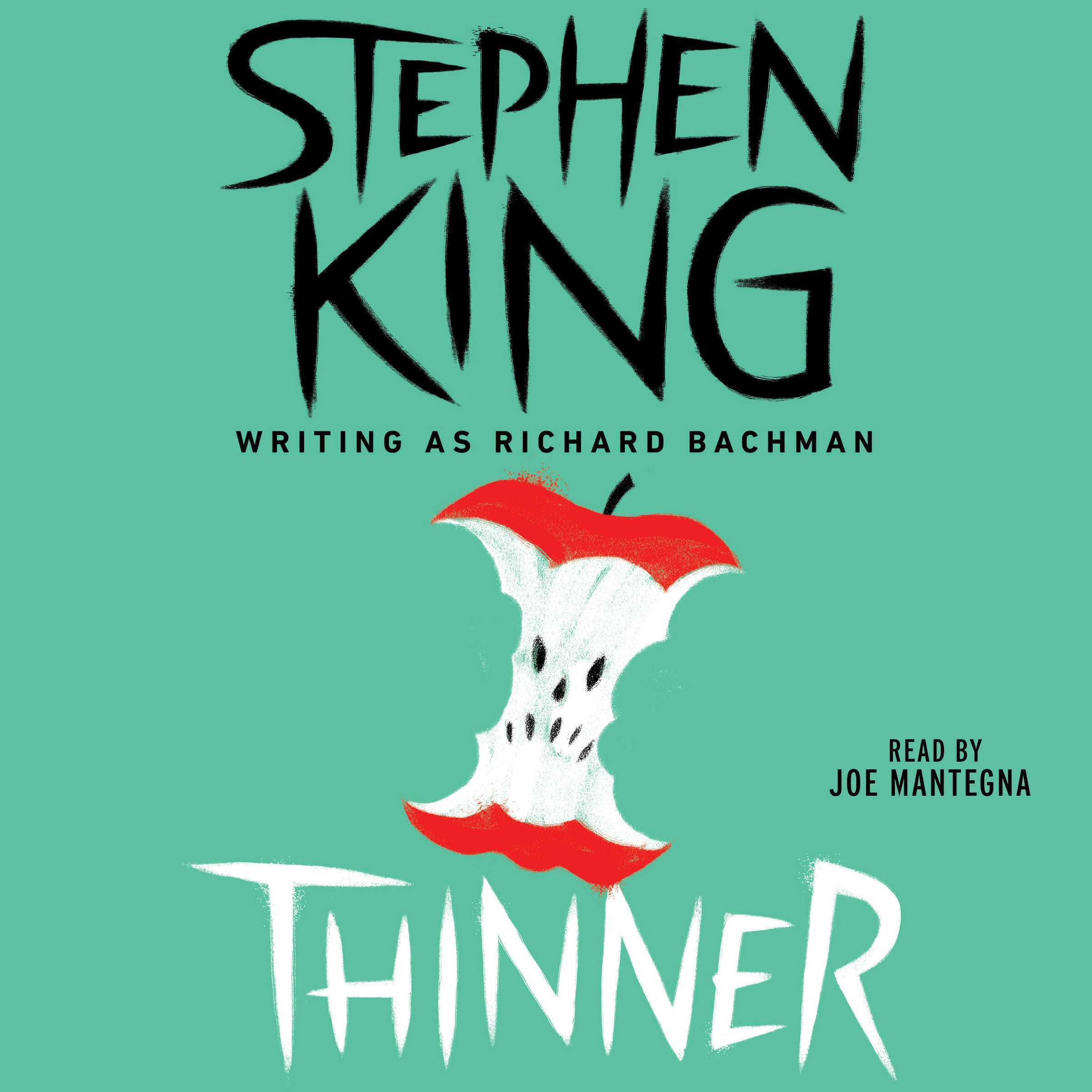 Printable Thinner Audiobook Cover Art