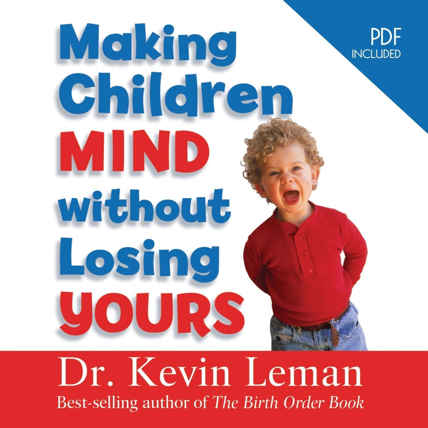 Printable Making Children Mind Without Losing Yours Audiobook Cover Art