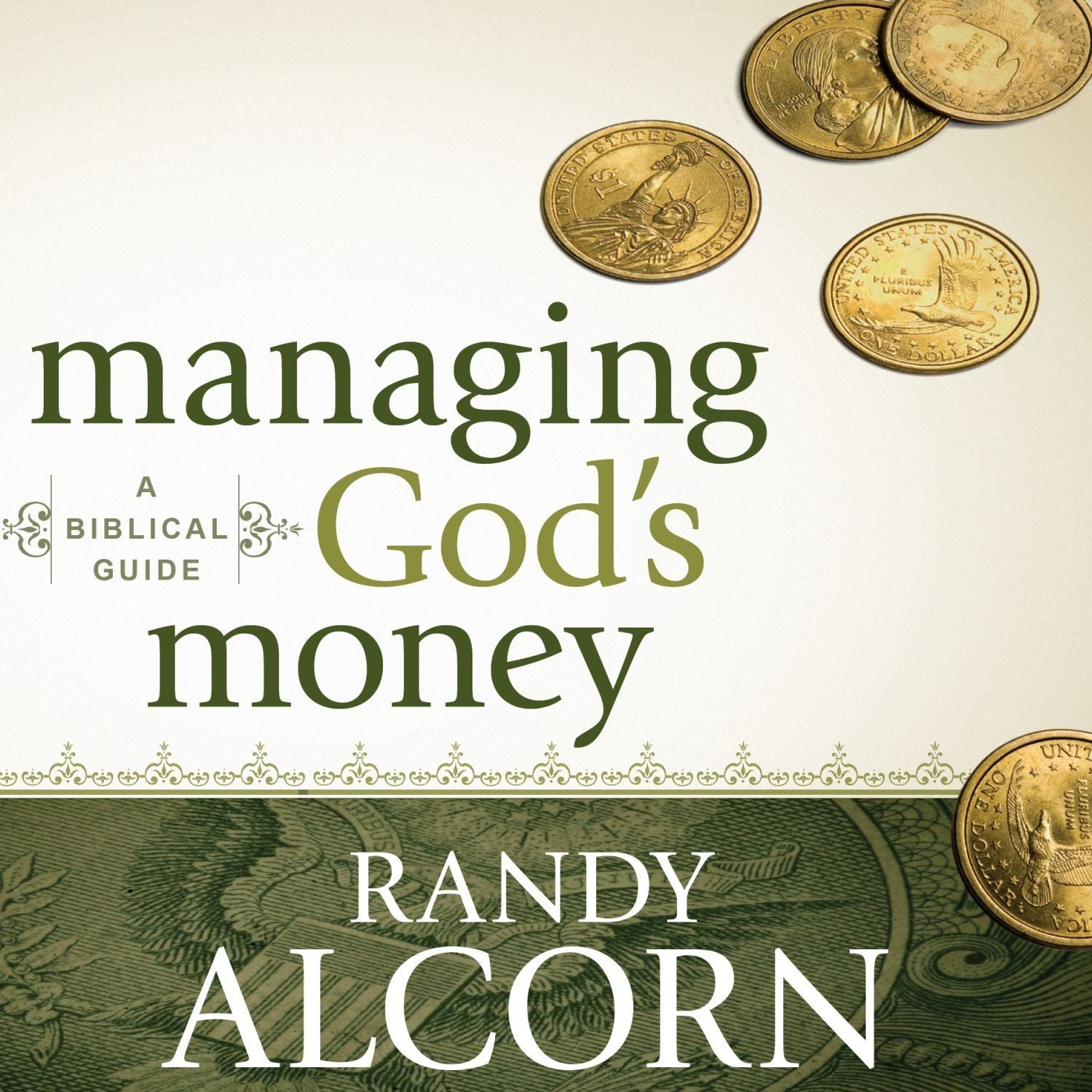 Printable Managing God's Money: A Biblical Guide Audiobook Cover Art