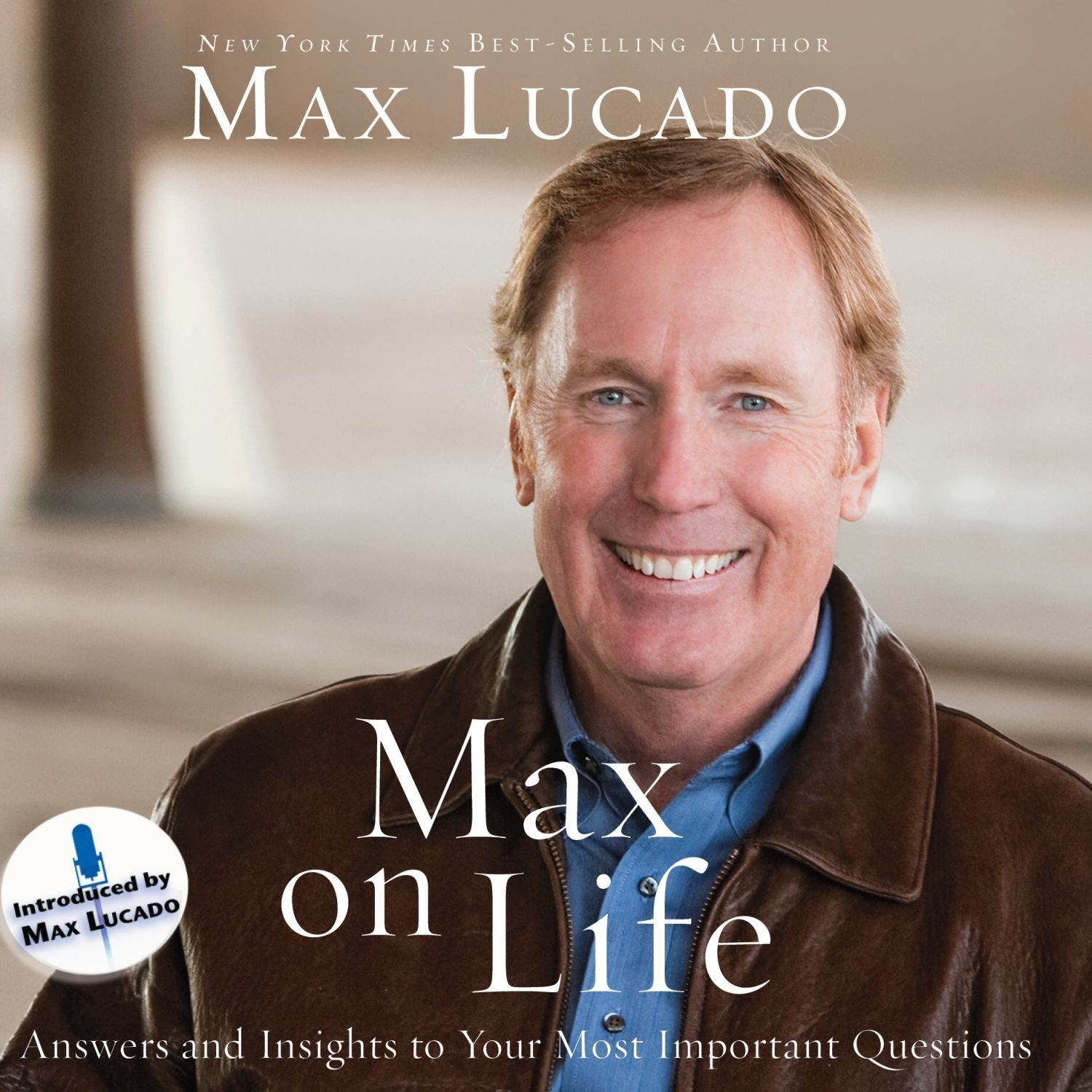Printable Max on Life: Answers and Insights to Your Most Important Questions Audiobook Cover Art
