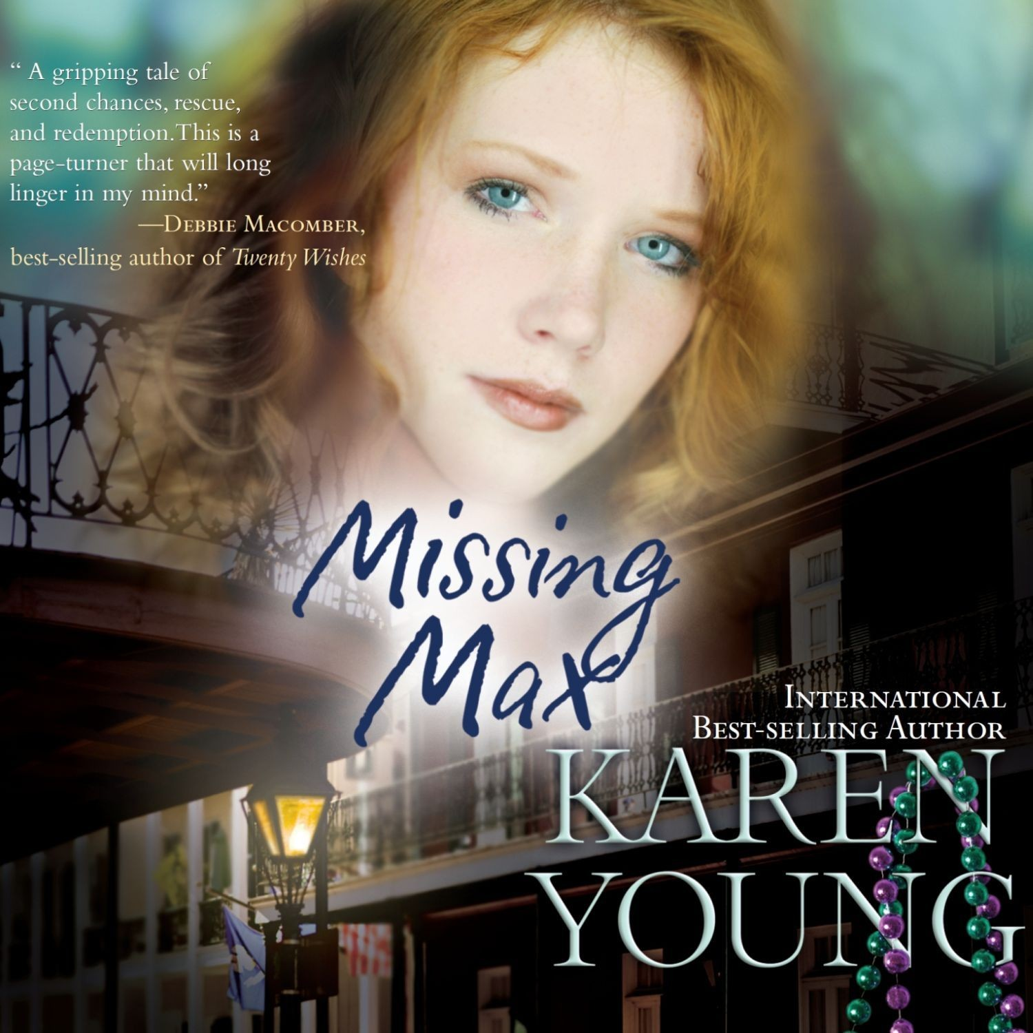 Printable Missing Max: A Novel Audiobook Cover Art
