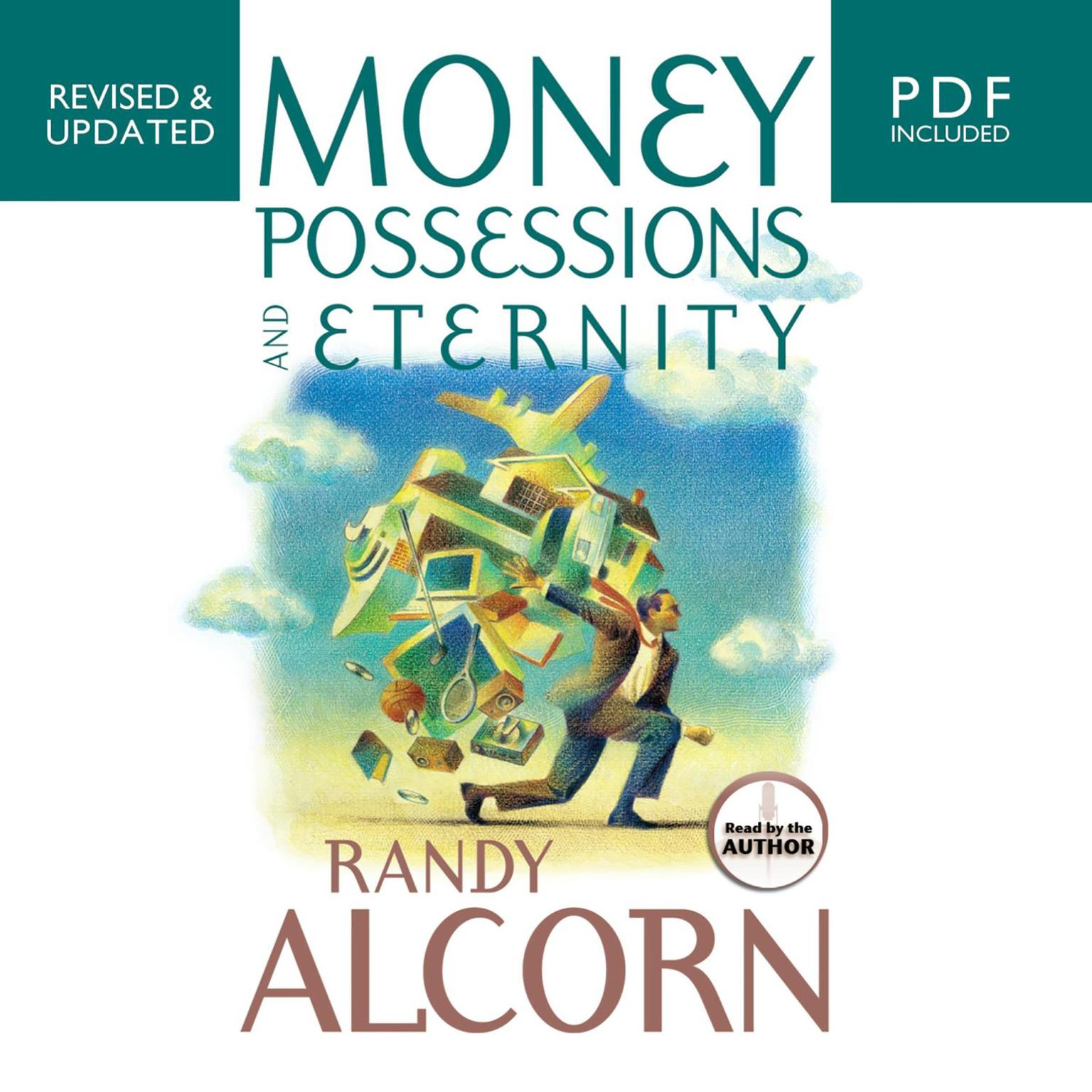 Printable Money, Possessions, and Eternity Audiobook Cover Art