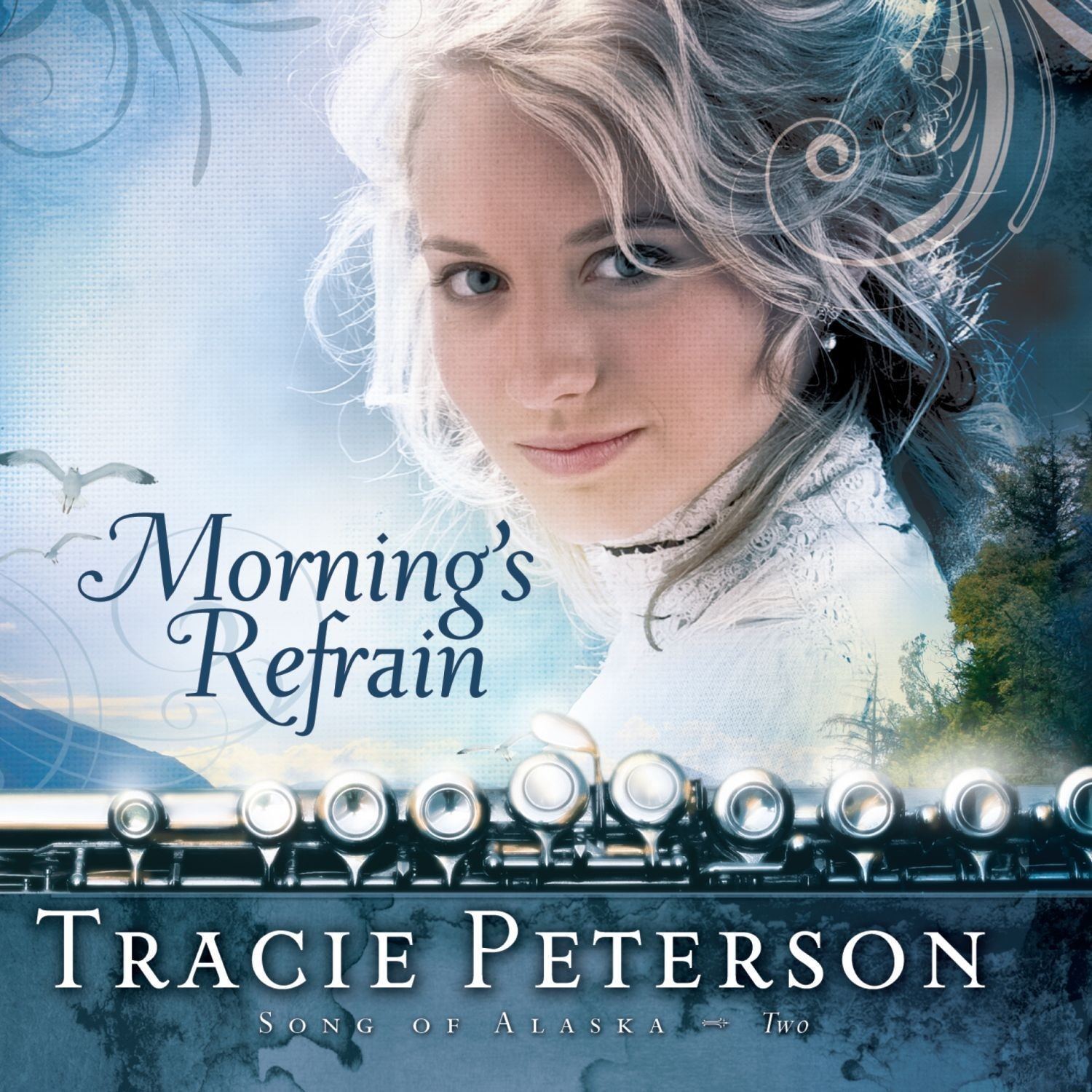 Printable Morning's Refrain Audiobook Cover Art