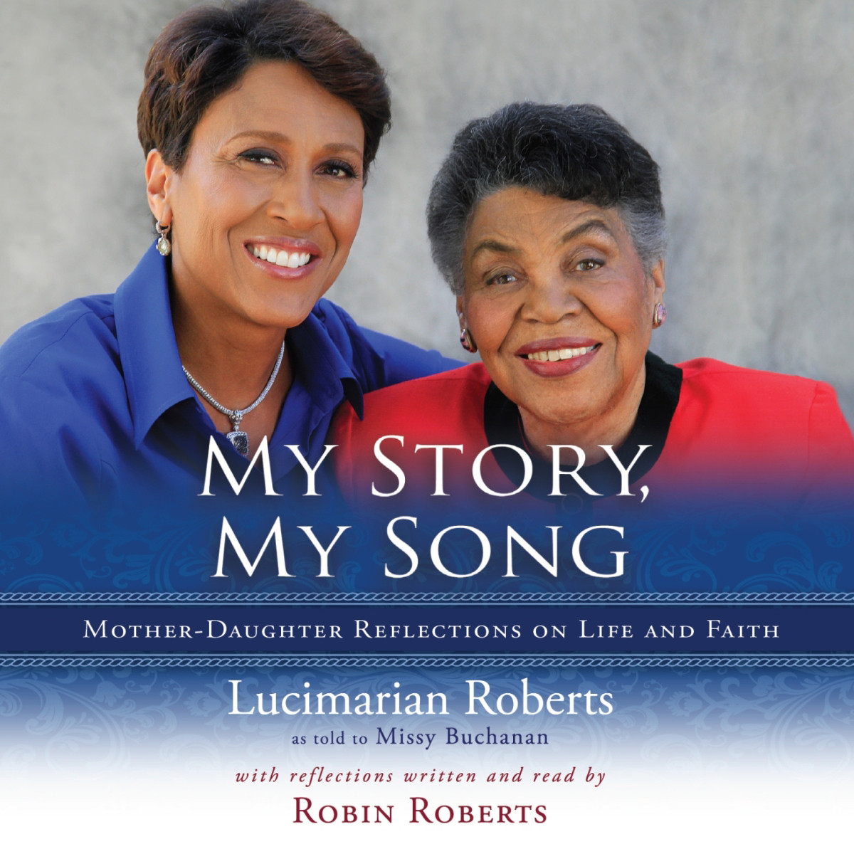 Printable My Story, My Song: Mother-Daughter Reflections on Life and Faith Audiobook Cover Art