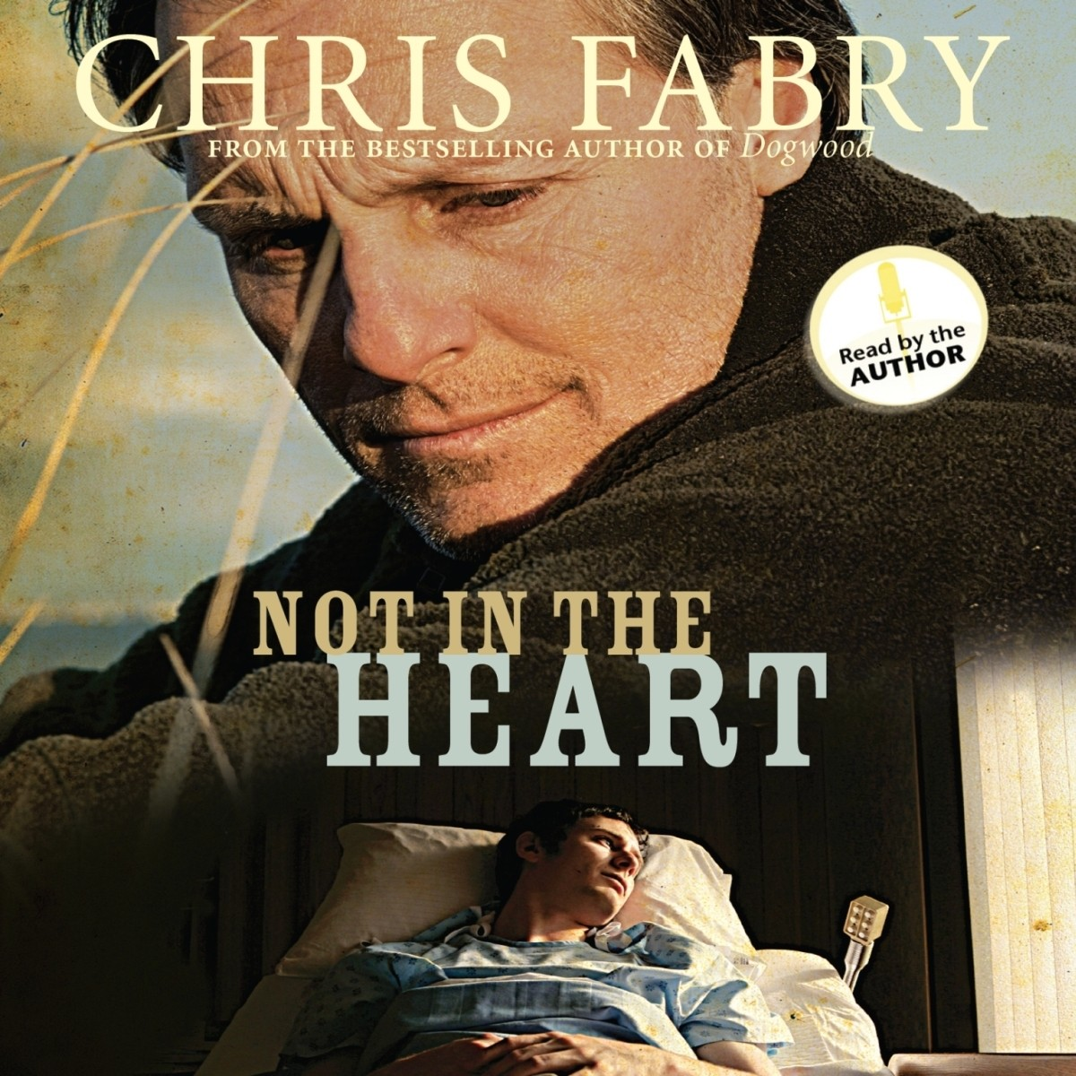 Printable Not in the Heart Audiobook Cover Art