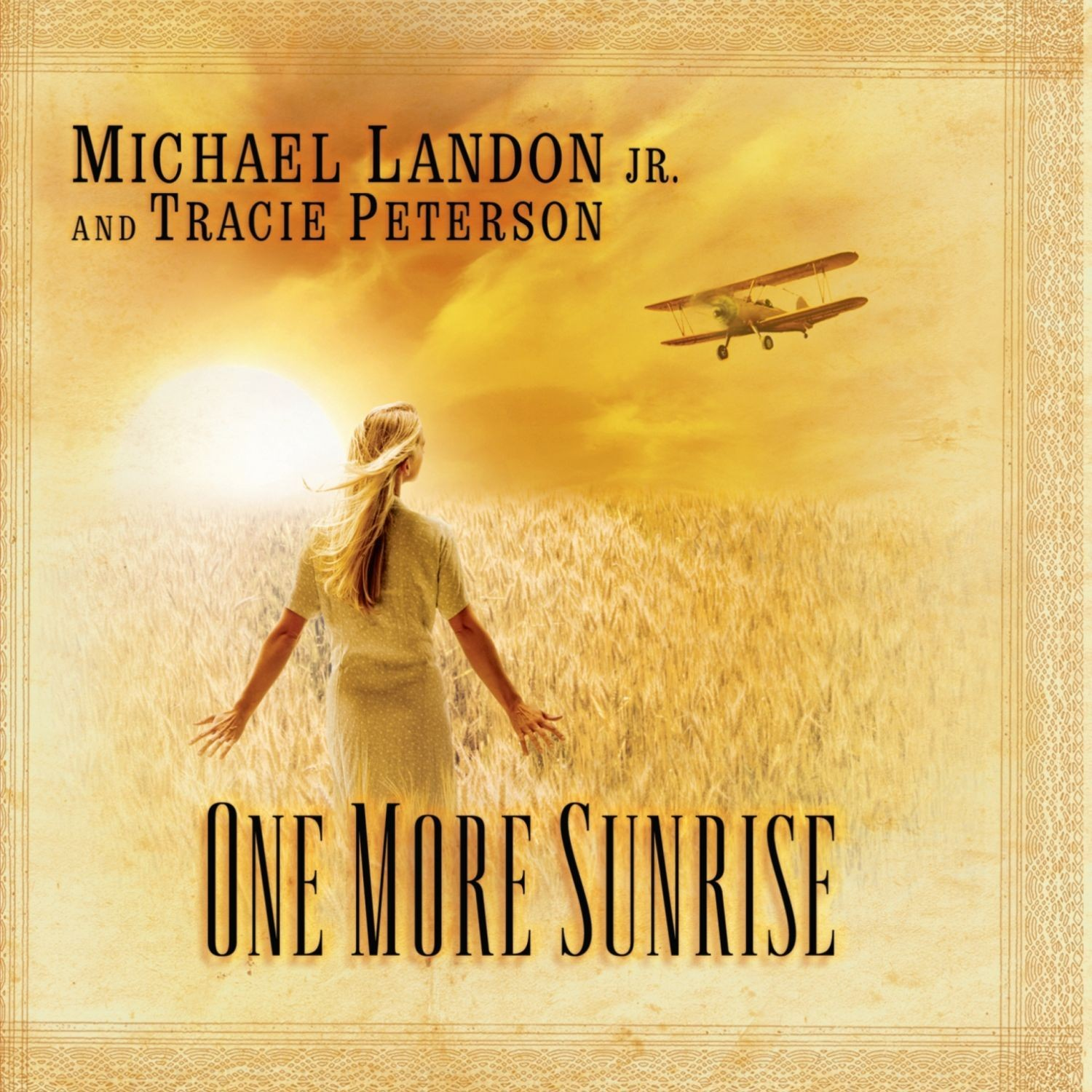 Printable One More Sunrise Audiobook Cover Art