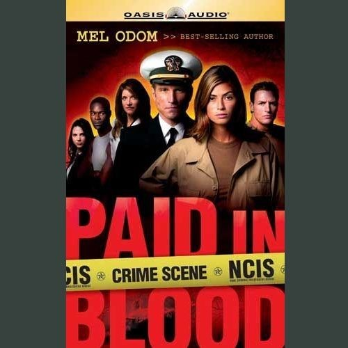 Printable Paid in Blood Audiobook Cover Art