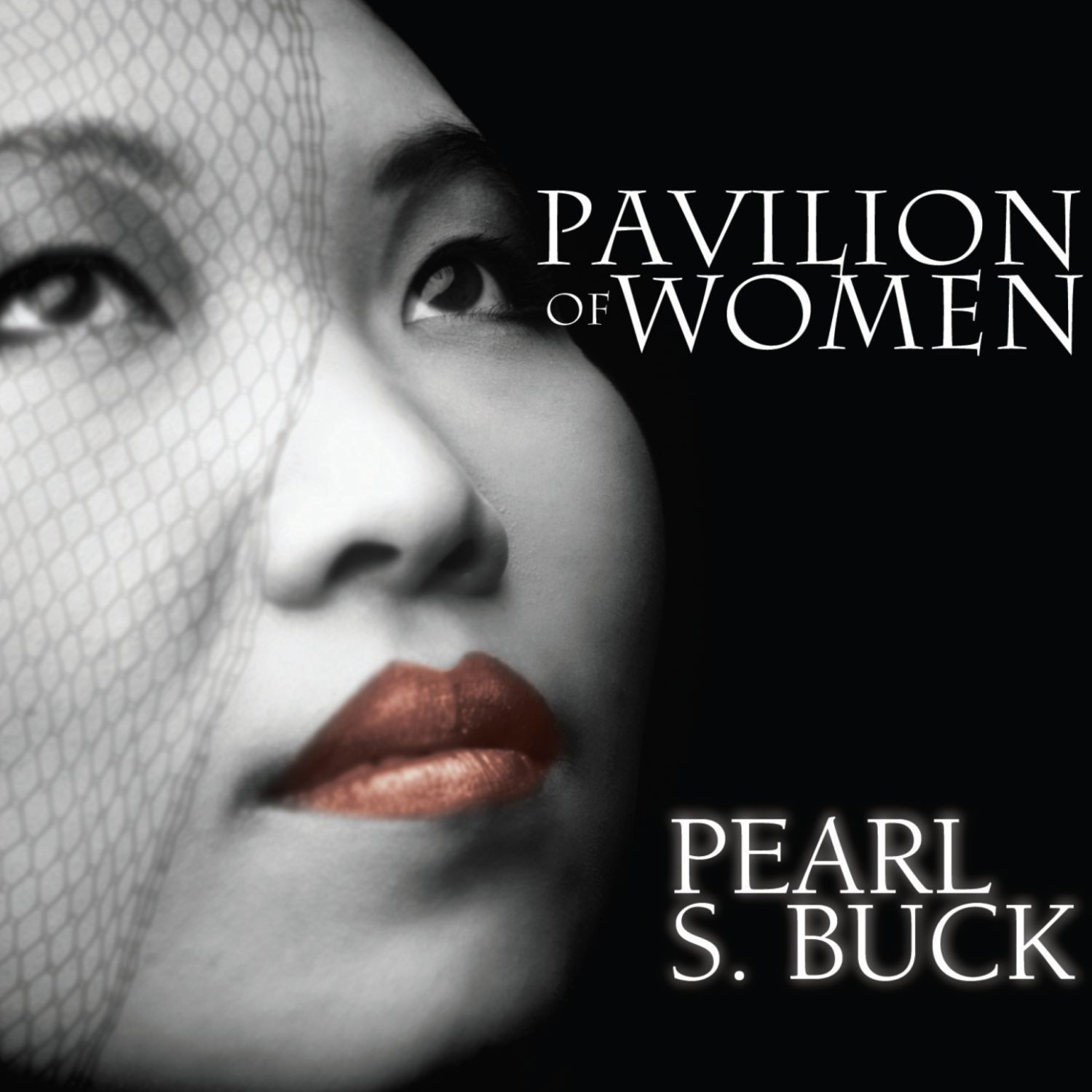 Printable Pavilion of Women Audiobook Cover Art