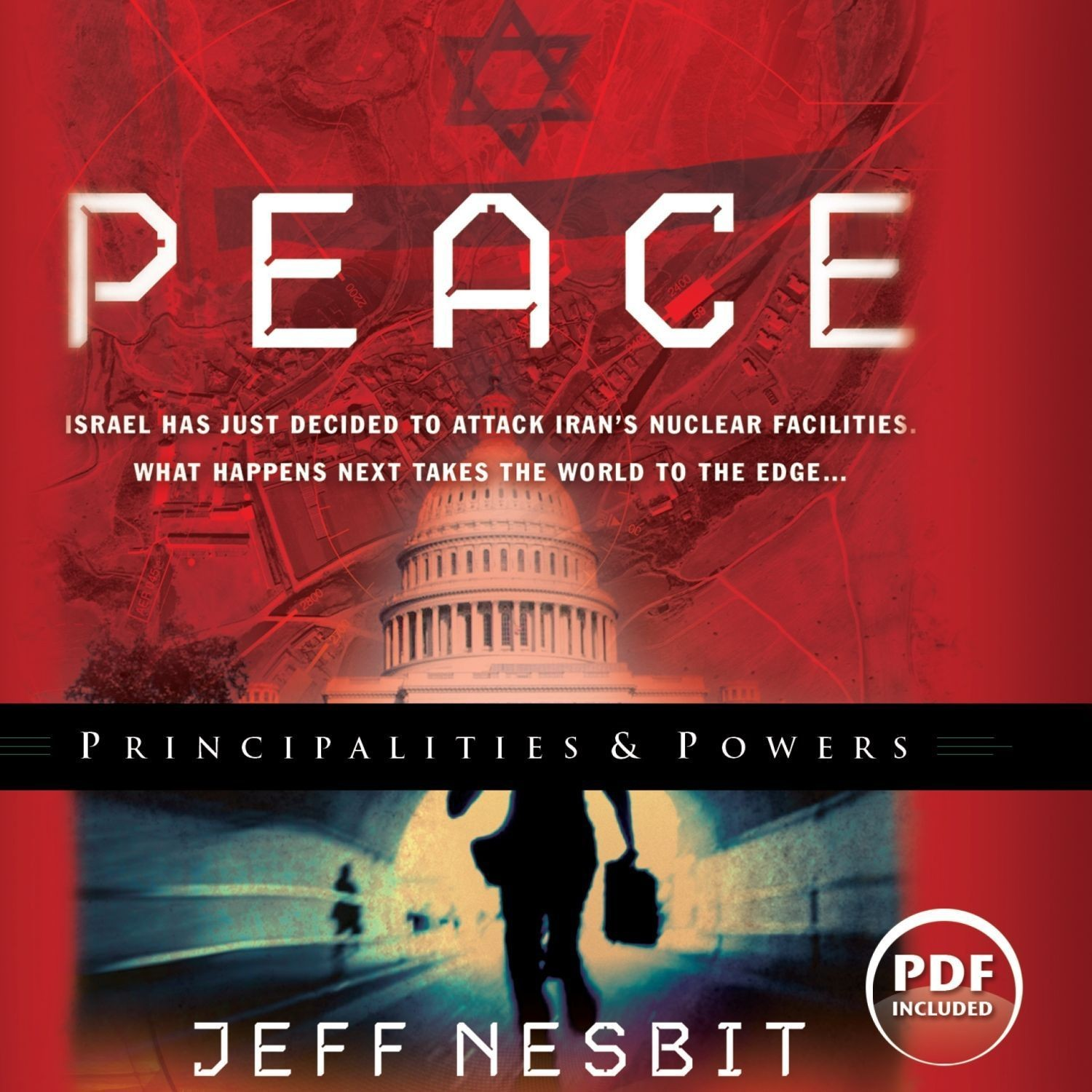Printable Peace Audiobook Cover Art