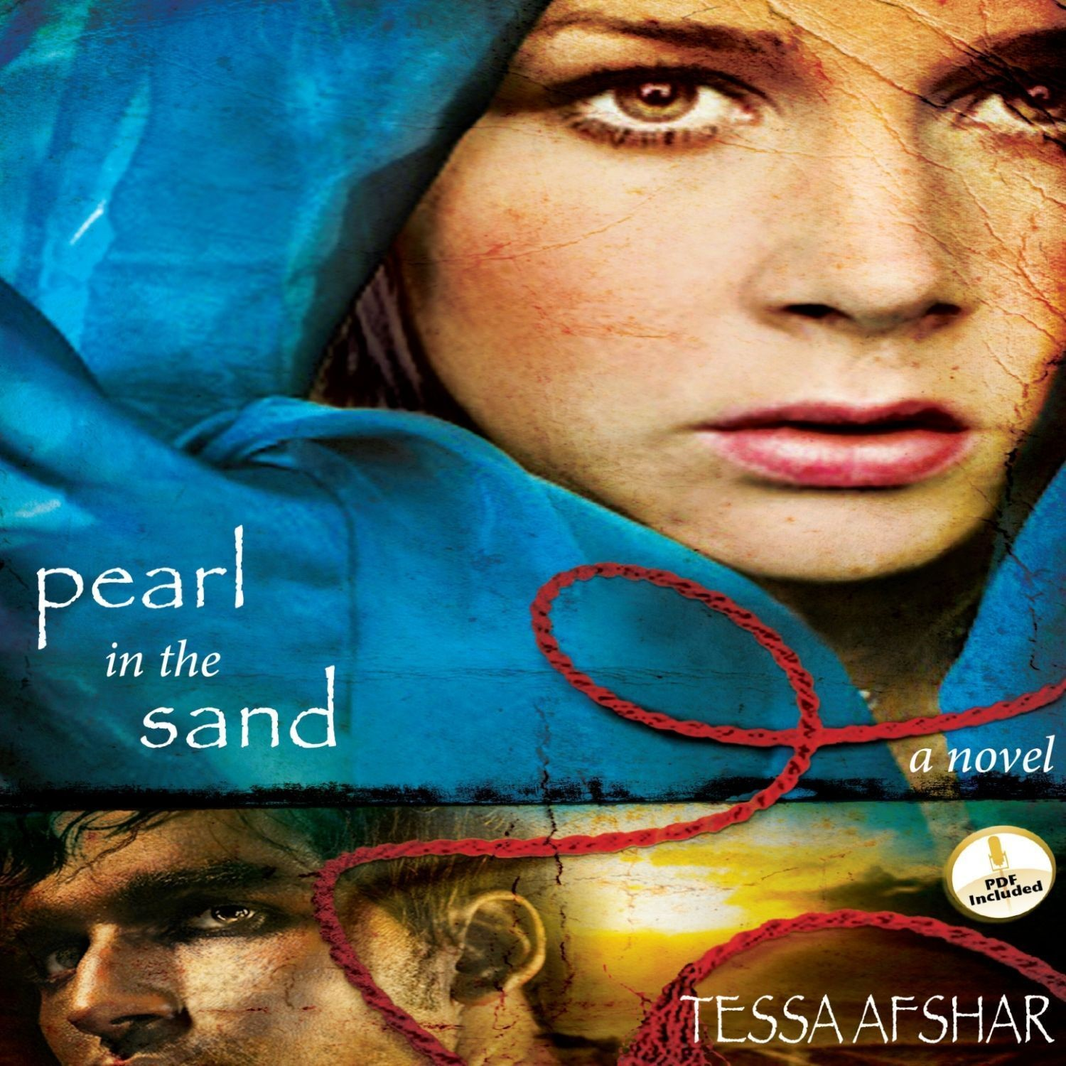 Printable Pearl in the Sand Audiobook Cover Art