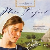 Plain Perfect Audiobook, by Beth Wiseman, Beth Wiseman