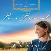 Plain Proposal Audiobook, by Beth Wiseman
