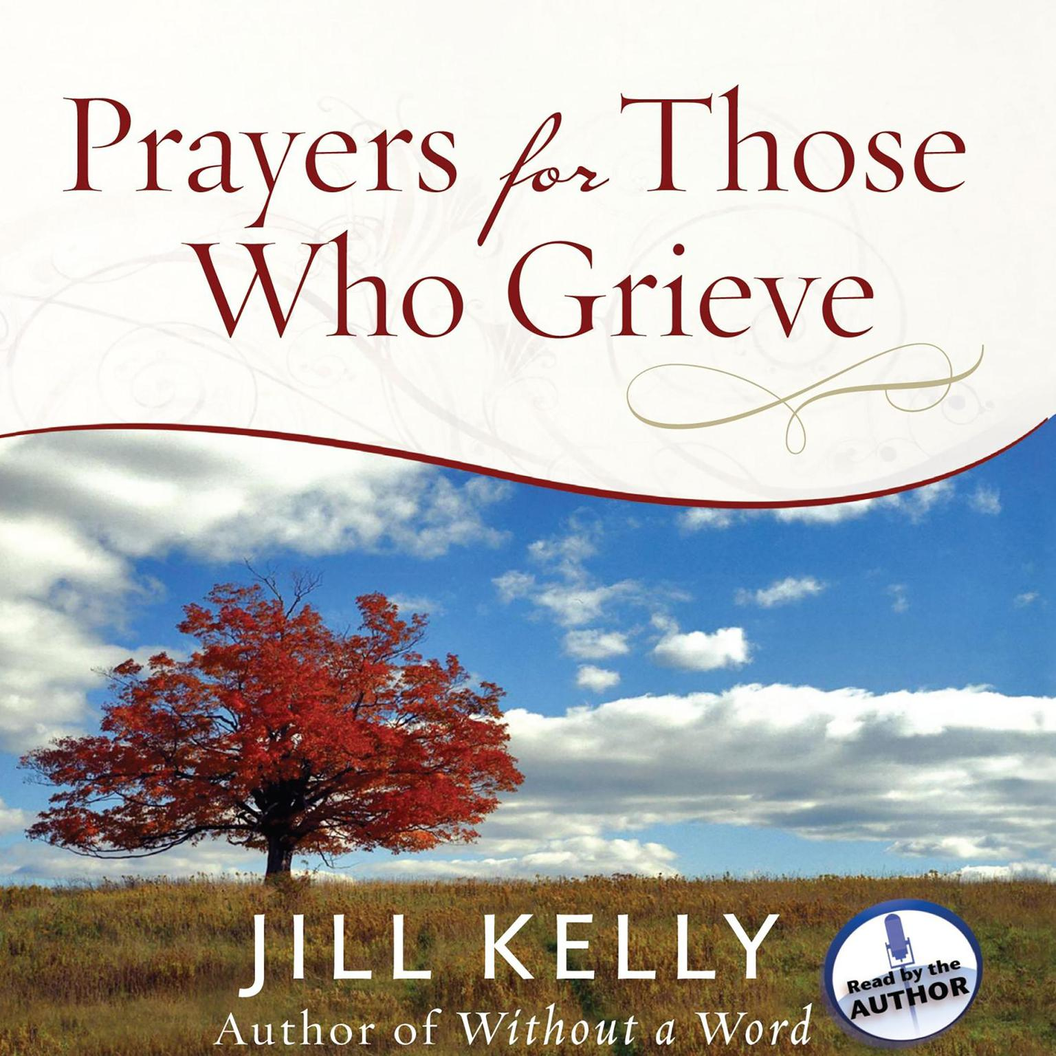 Printable Prayers for Those Who Grieve Audiobook Cover Art