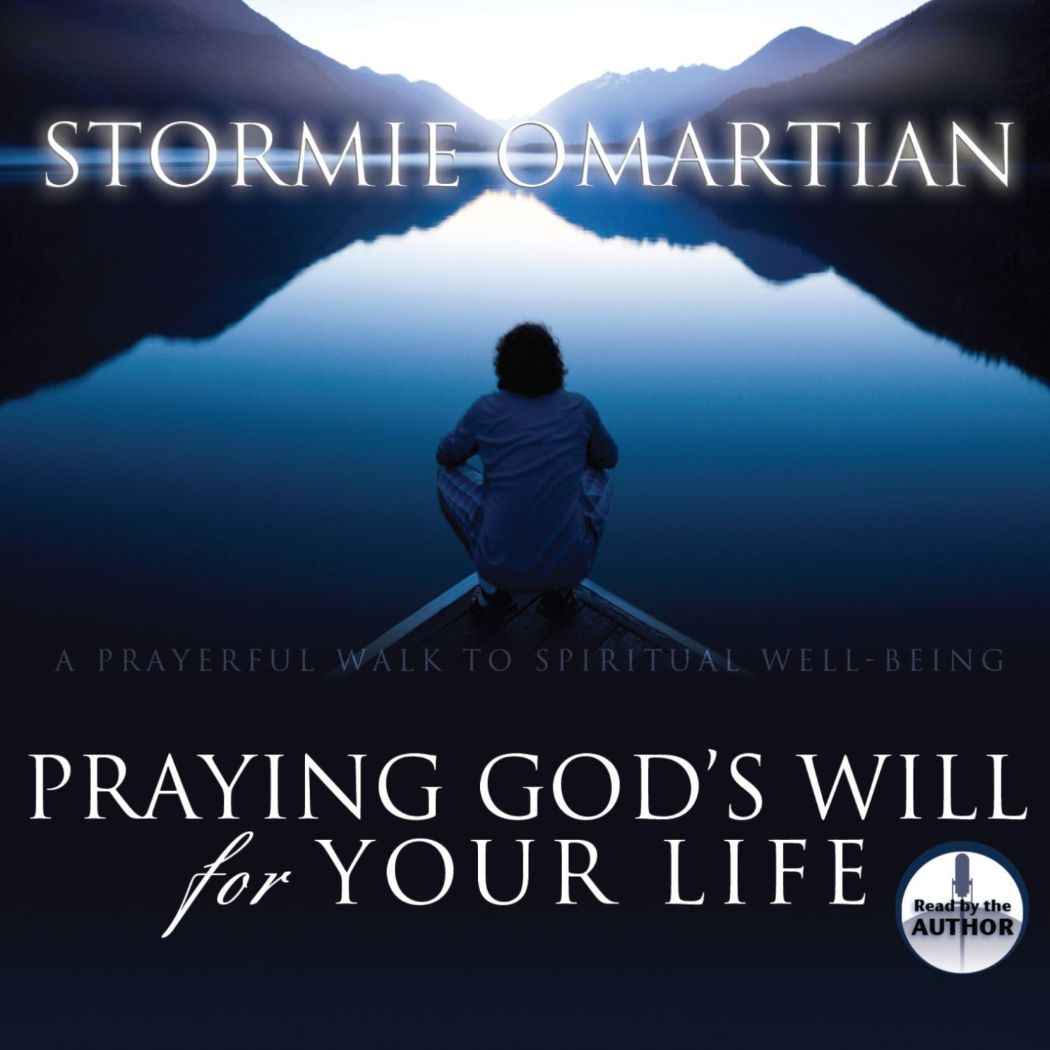 Printable Praying God's Will for Your Life Audiobook Cover Art
