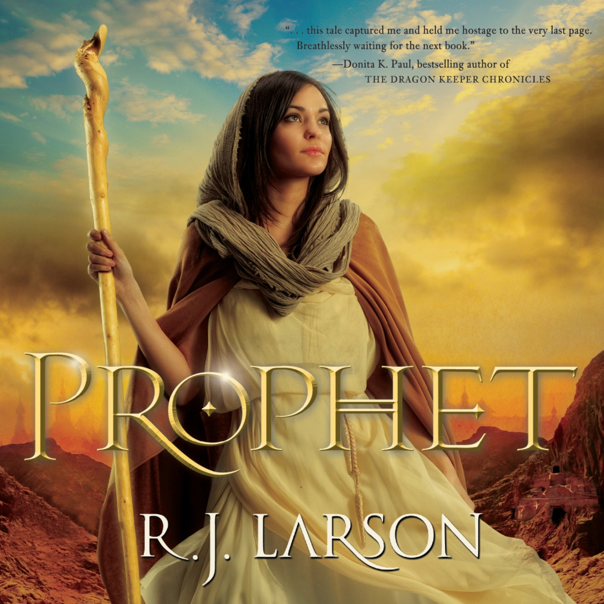 Printable Prophet Audiobook Cover Art
