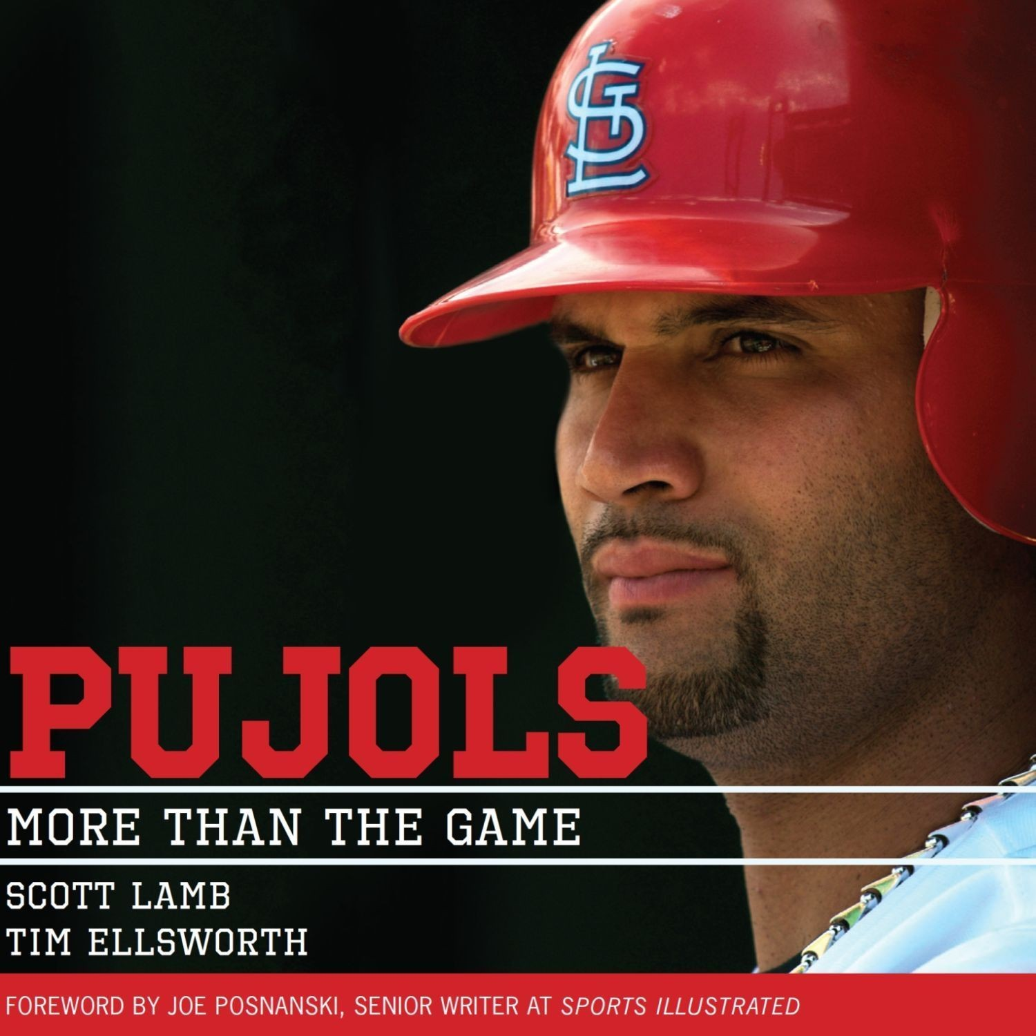 Printable Pujols: More Than the Game Audiobook Cover Art