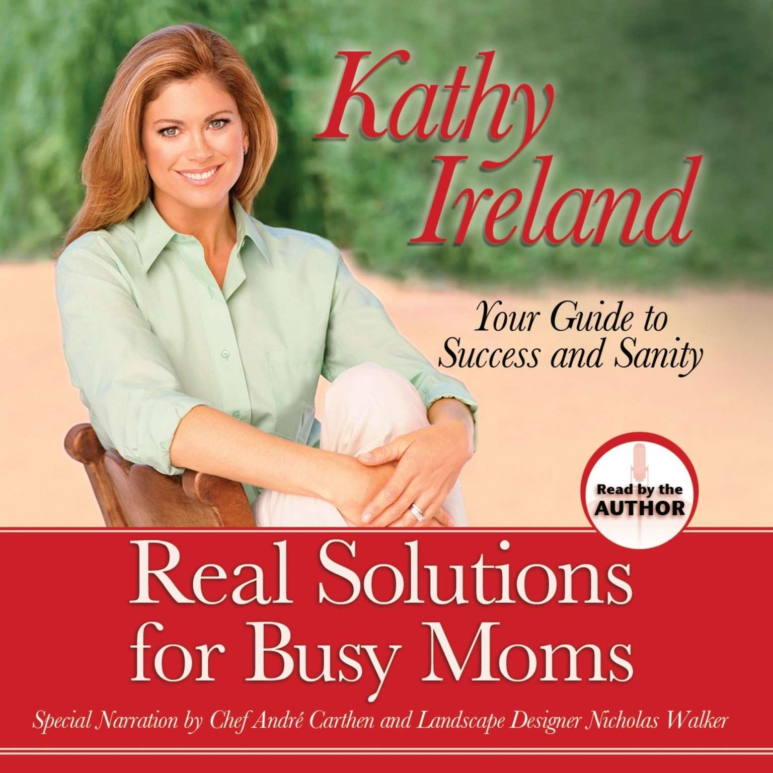Printable Real Solutions for Busy Moms Audiobook Cover Art