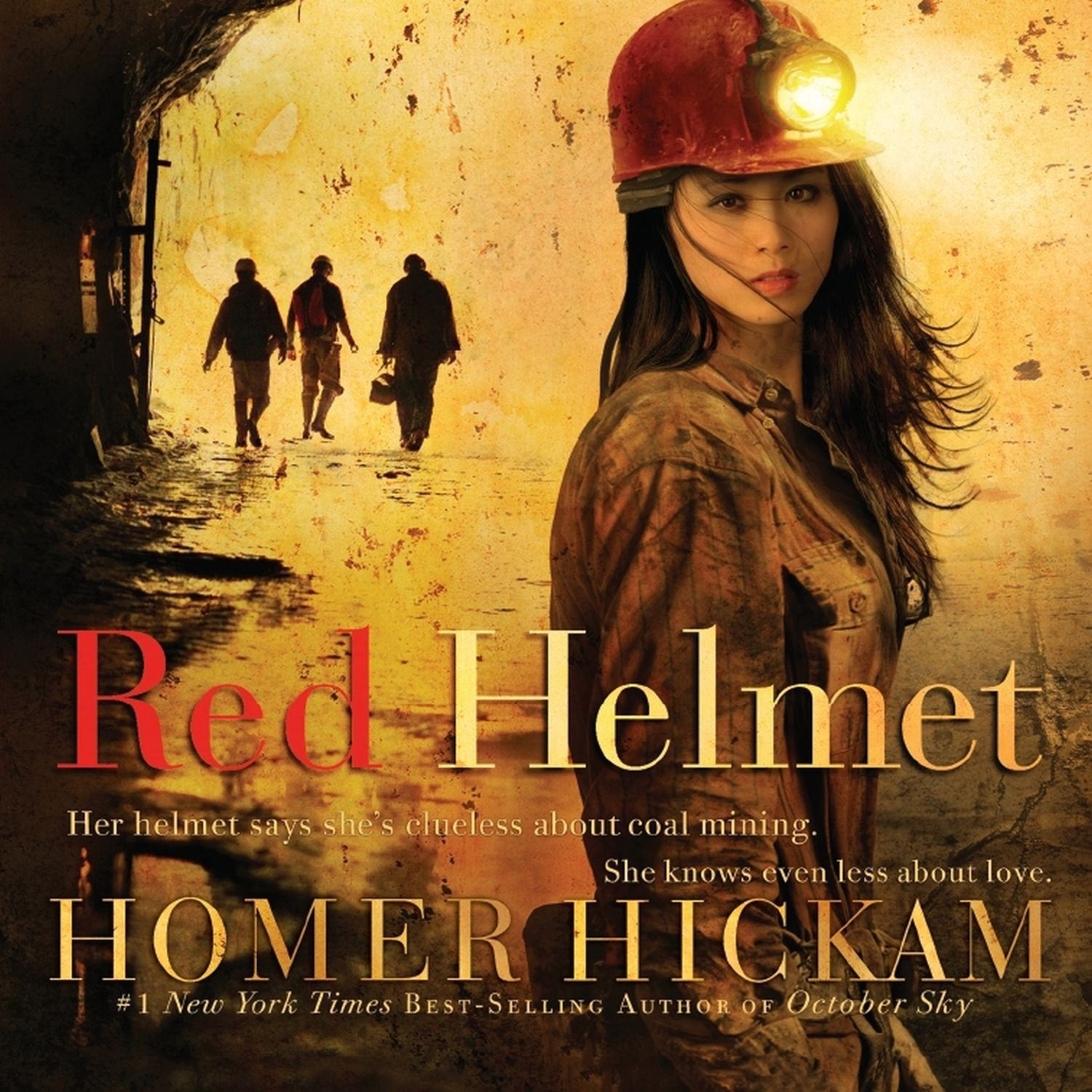 Printable Red Helmet Audiobook Cover Art