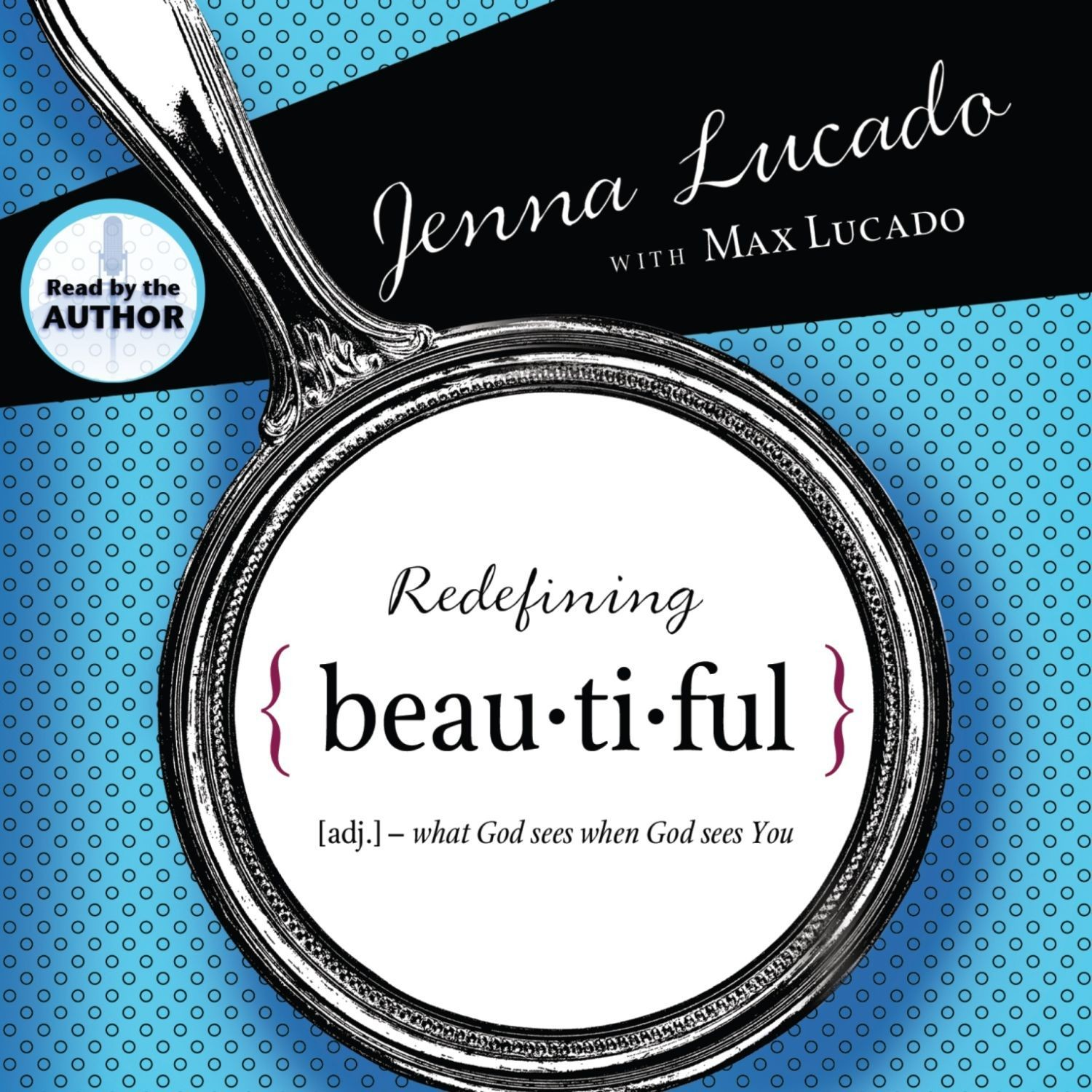 Printable Redefining Beautiful: What God Sees When God Sees You Audiobook Cover Art