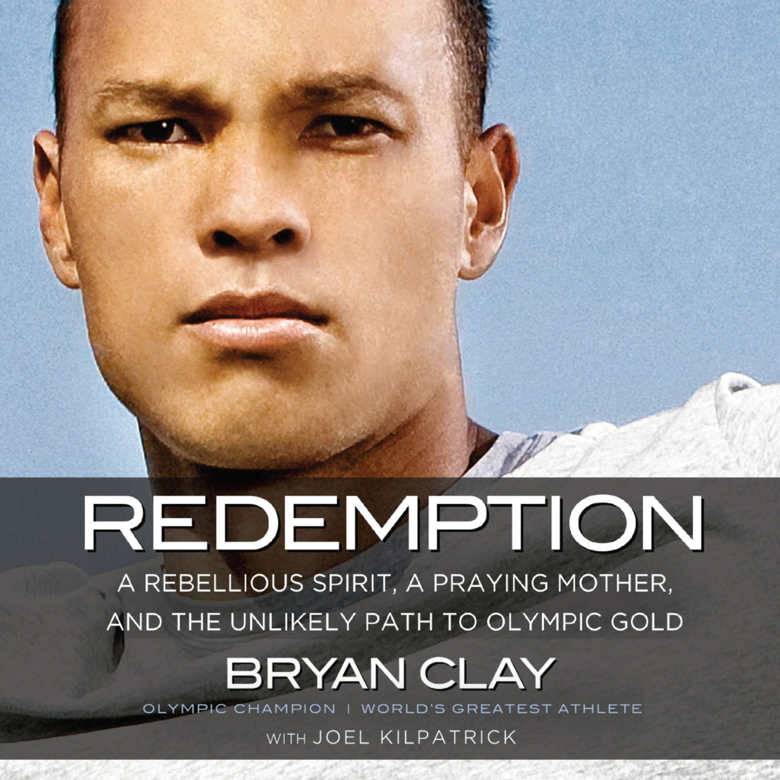 Printable Redemption: A Rebellious Spirit, a Praying Mother, and the Unlikely Path to Olympic Gold Audiobook Cover Art