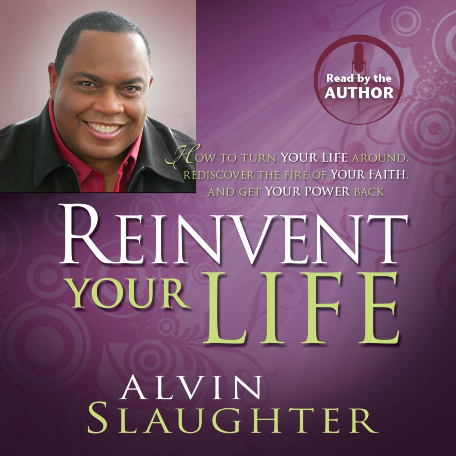 Printable Reinvent Your Life Audiobook Cover Art