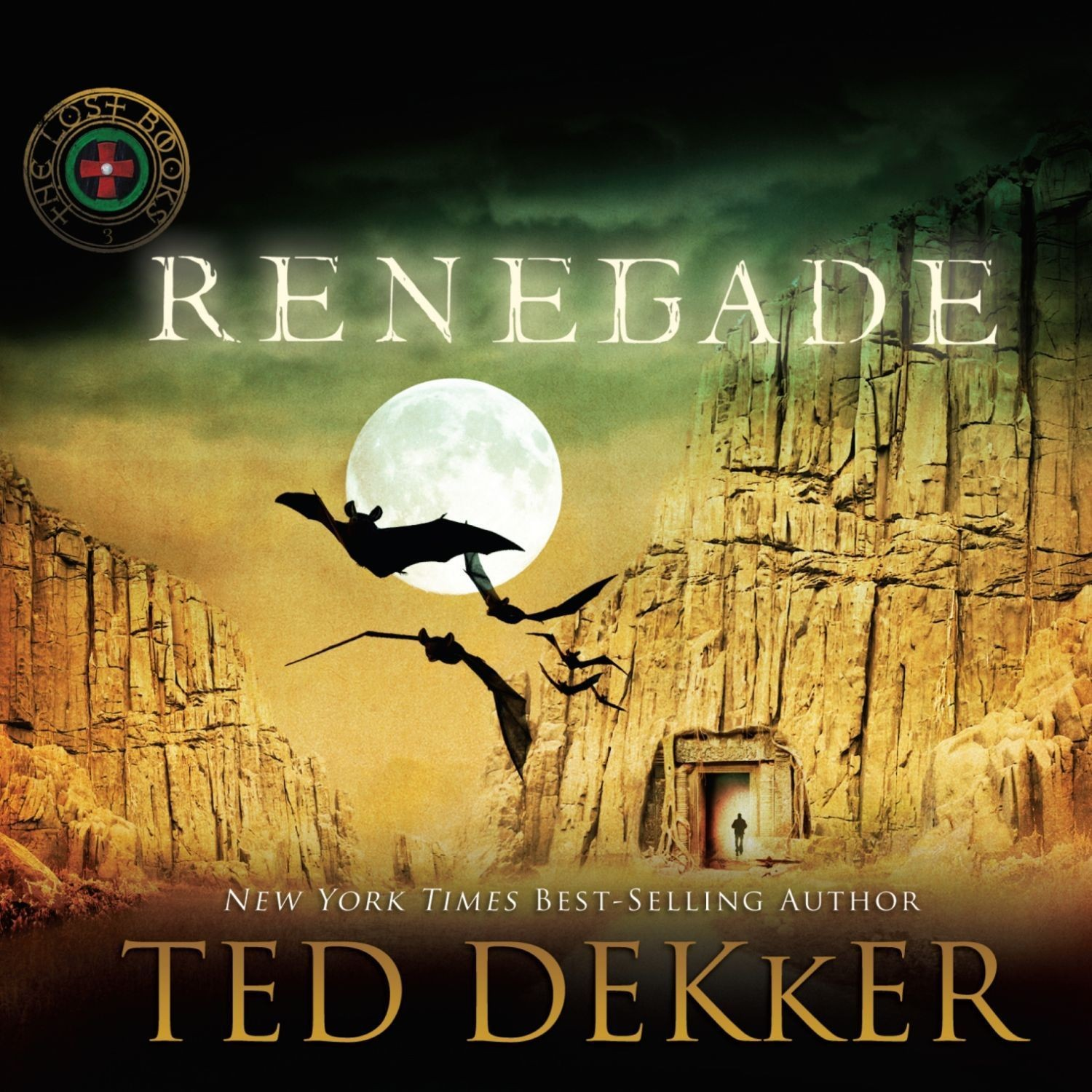 Printable Renegade: A Lost Book Audiobook Cover Art