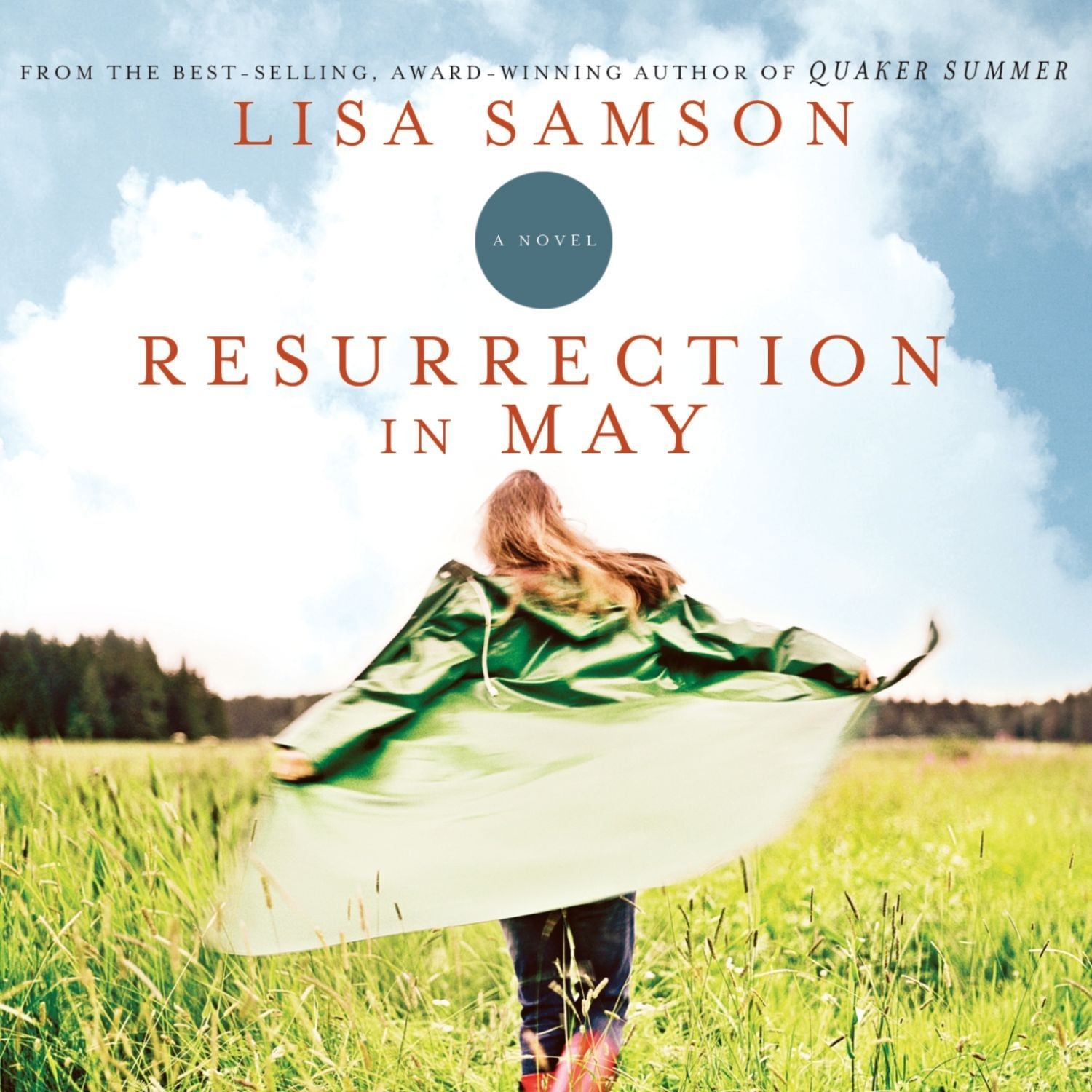 Printable Resurrection in May Audiobook Cover Art