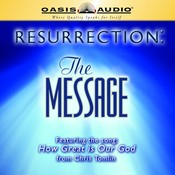 Resurrection: The Message Audiobook, by Eugene H. Peterson