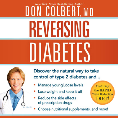 Reversing Diabetes: Discover the Natural Way to Take Control of Type 2 Diabetes Audiobook, by