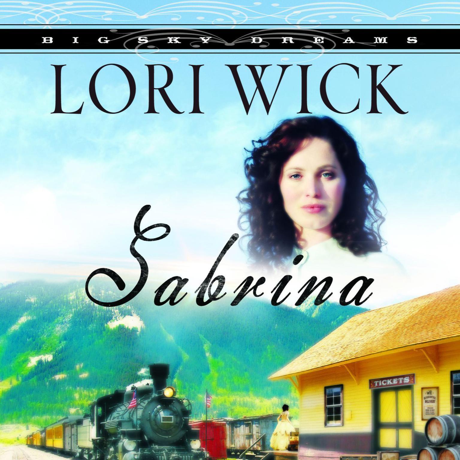 Printable Sabrina Audiobook Cover Art