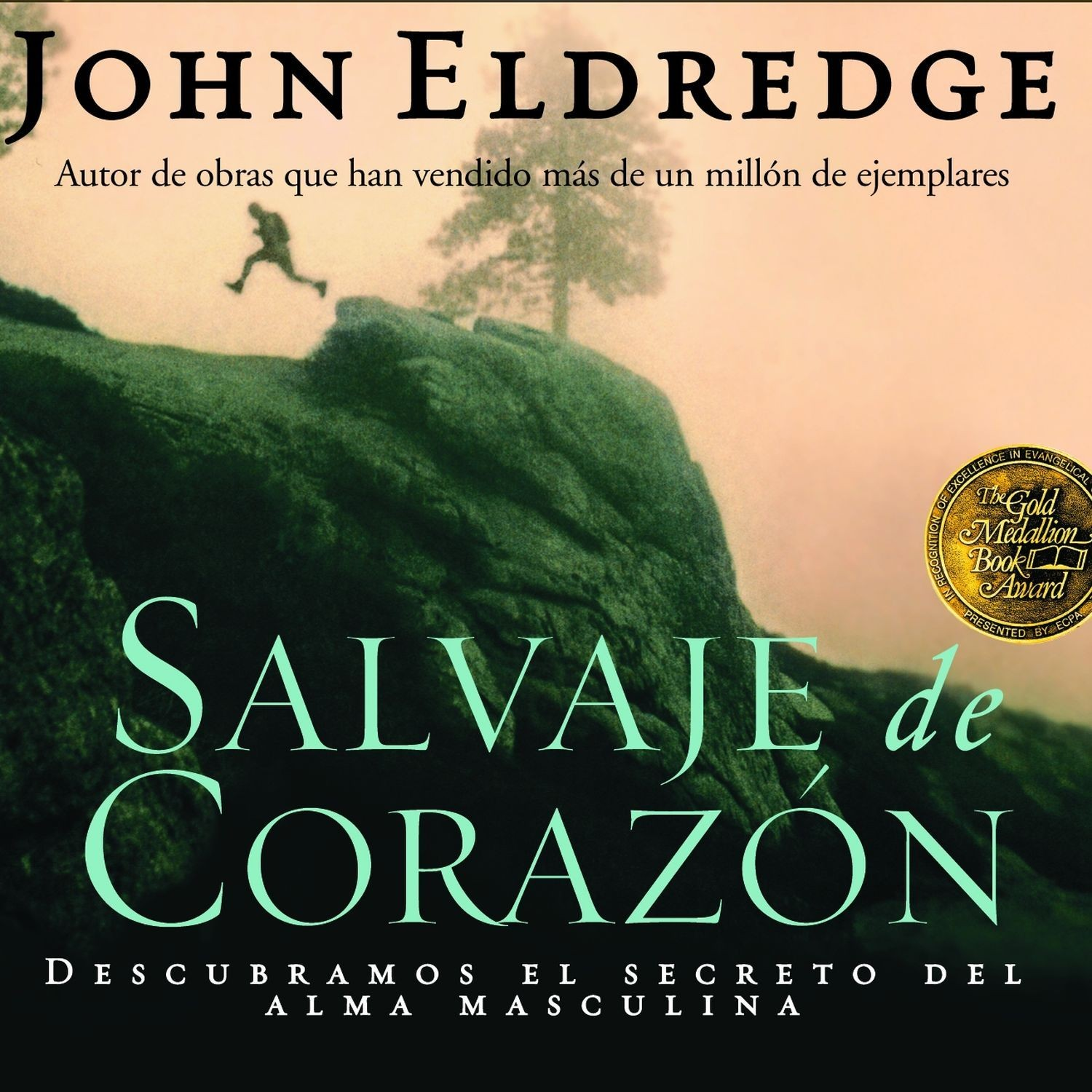 Printable Salvaje de Corazon: Wild at Heart Audiobook Cover Art