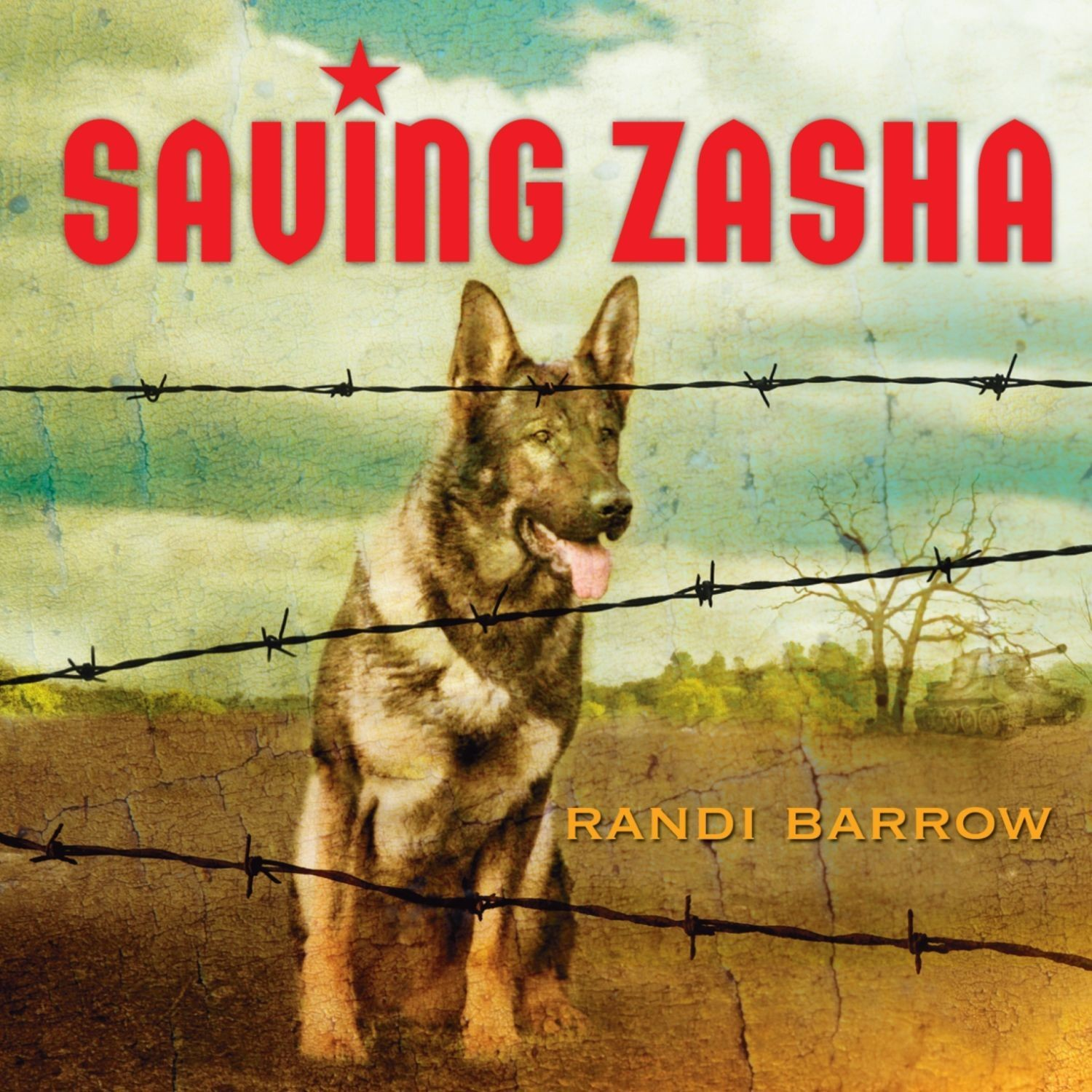 Printable Saving Zasha Audiobook Cover Art