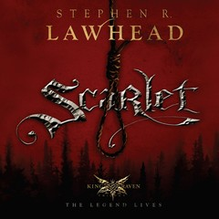 Scarlet Audiobook, by Stephen R. Lawhead