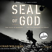 SEAL of God, by Chad Williams