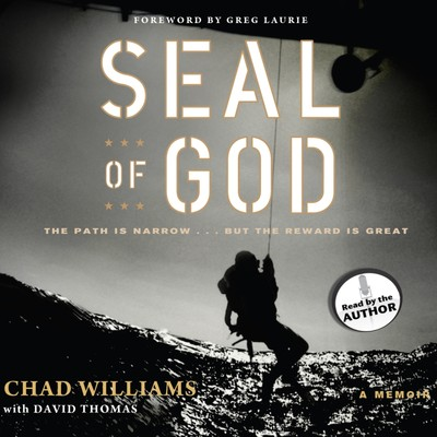 SEAL of God Audiobook, by Chad Williams