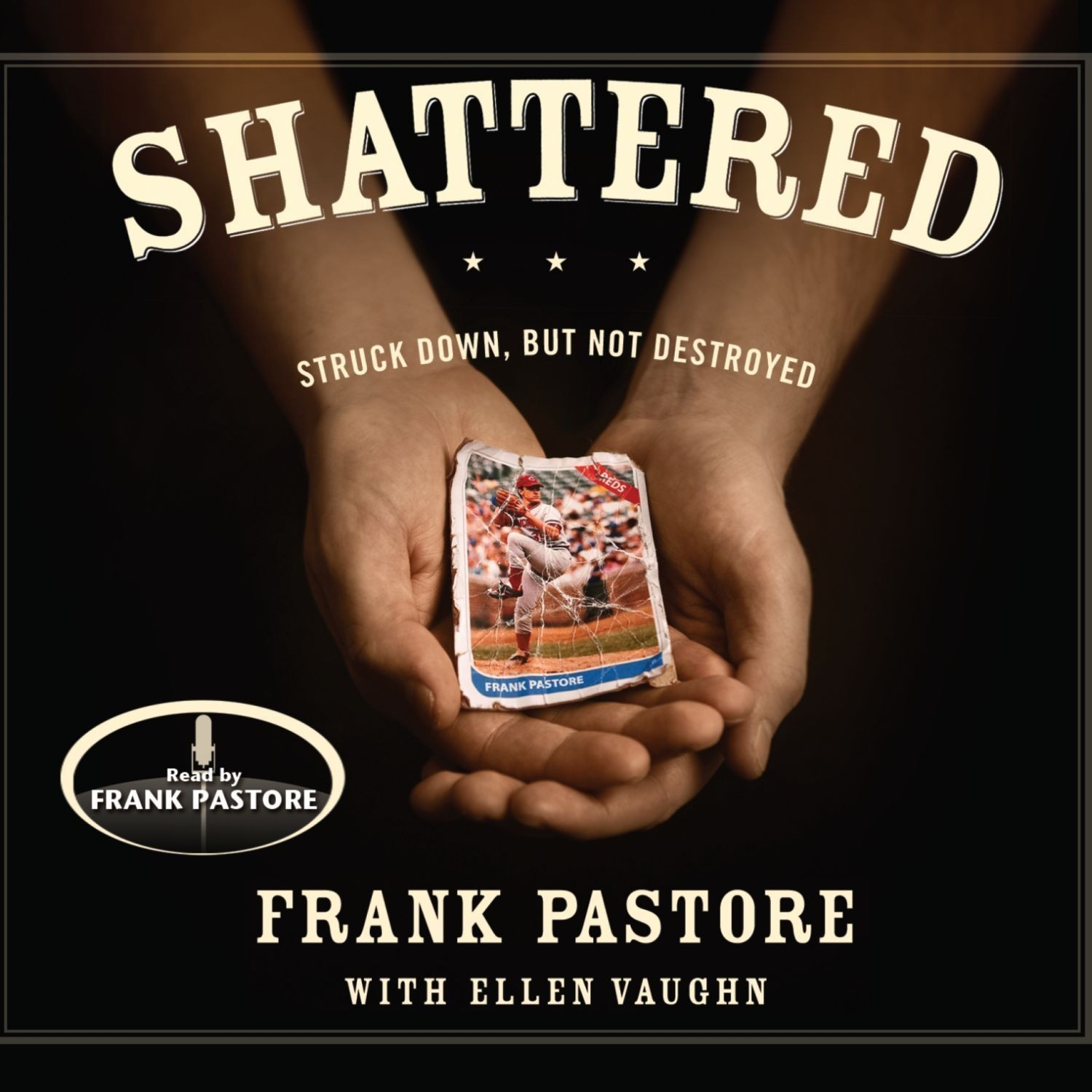 Printable Shattered: Struck Down, But Not Destroyed Audiobook Cover Art