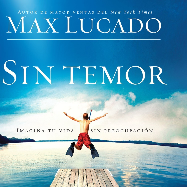 Printable Sin Temor: Imagina tu vida sin preocupacion Audiobook Cover Art