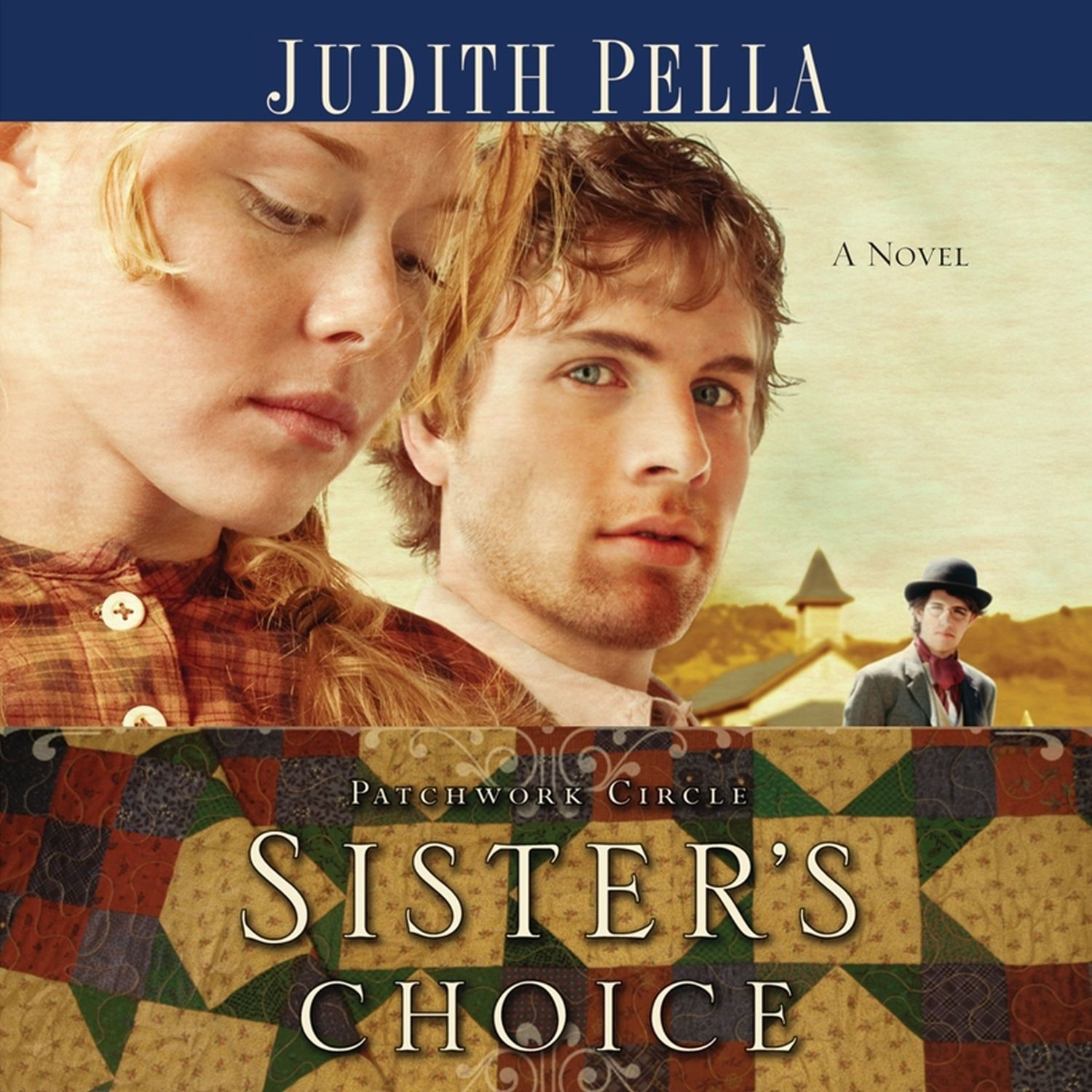 Printable Sister's Choice Audiobook Cover Art
