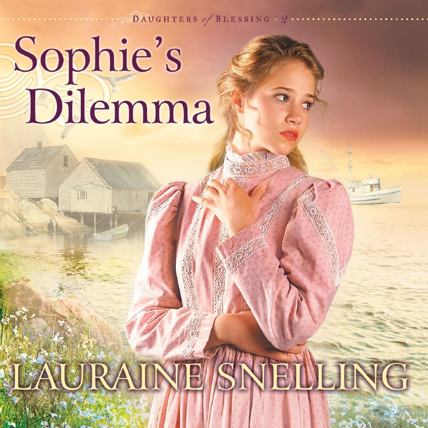 Printable Sophie's Dilemma Audiobook Cover Art