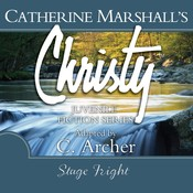 Stage Fright Audiobook, by Catherine Marshall, C. Archer