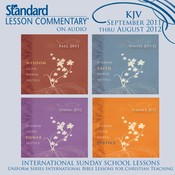 Standard Lesson Commentary (Complete 2011–2012 Year), by Standard Publishing Company