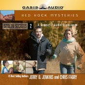 Stolen Secrets Audiobook, by Jerry B. Jenkins, Chris Fabry