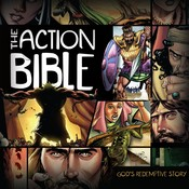 The Action Bible, by Doug Mauss