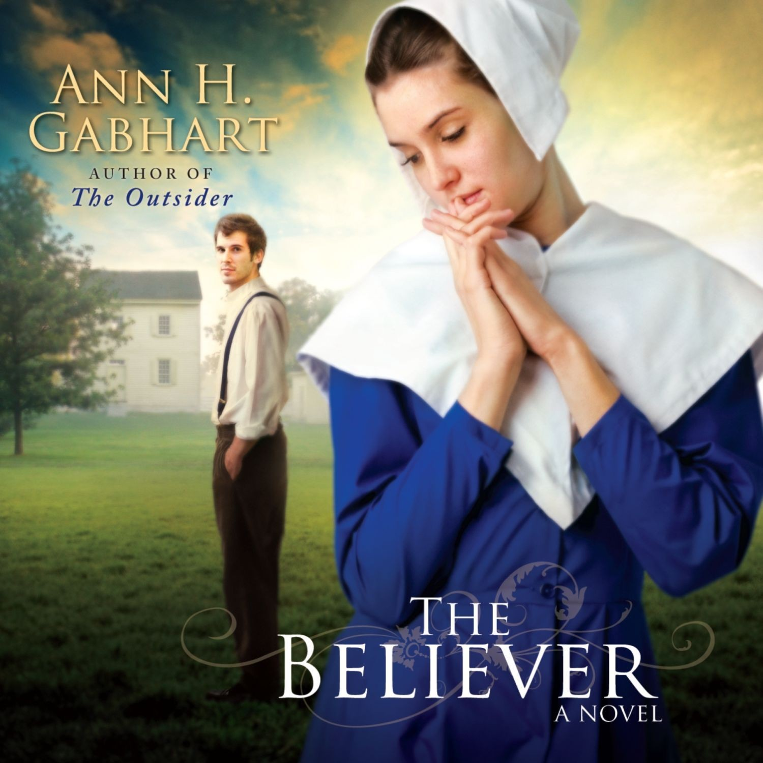 Printable The Believer Audiobook Cover Art
