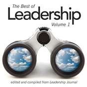The Best of Leadership, Vol. 1: Vision Audiobook, by Leadership Journal