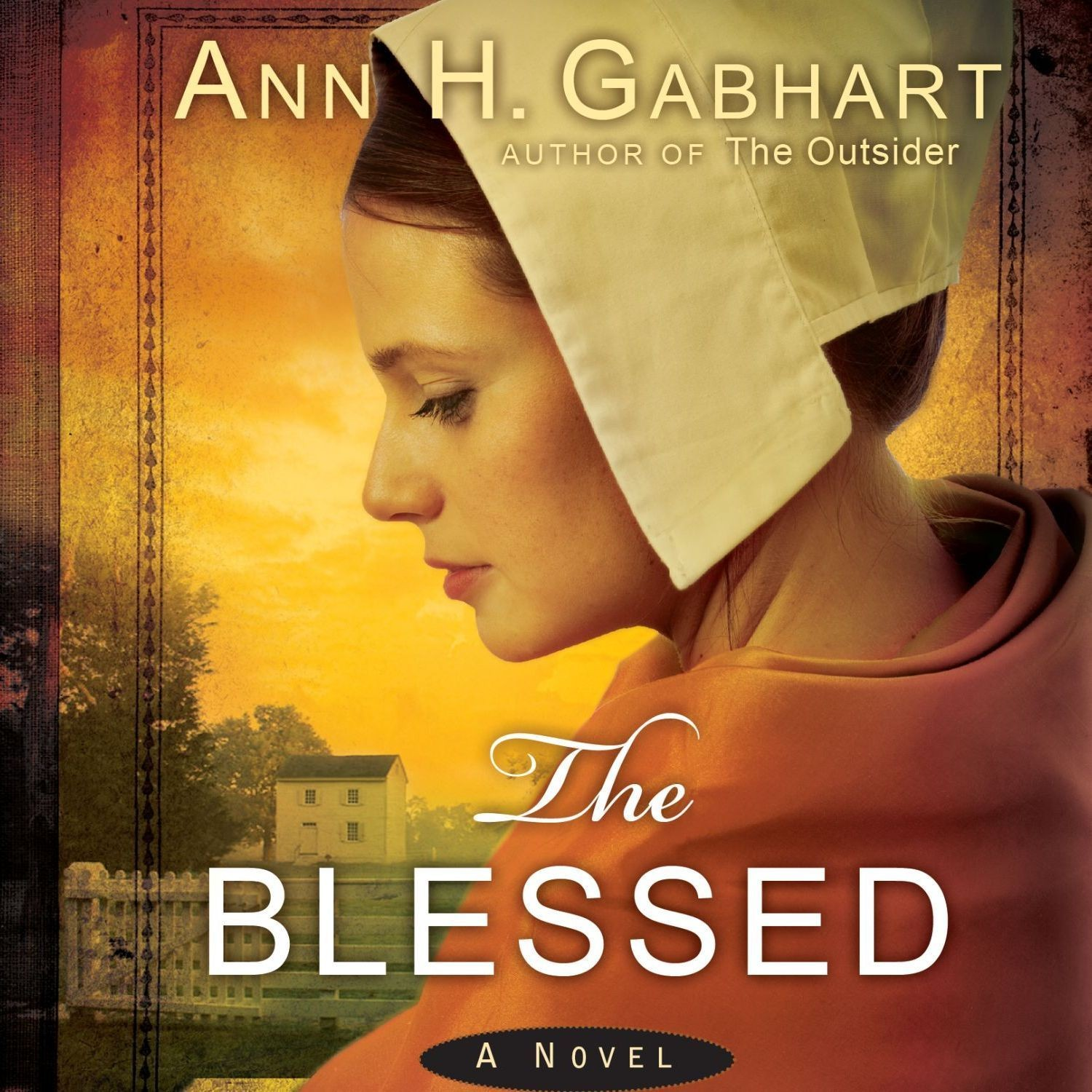 Printable The Blessed: A Novel Audiobook Cover Art