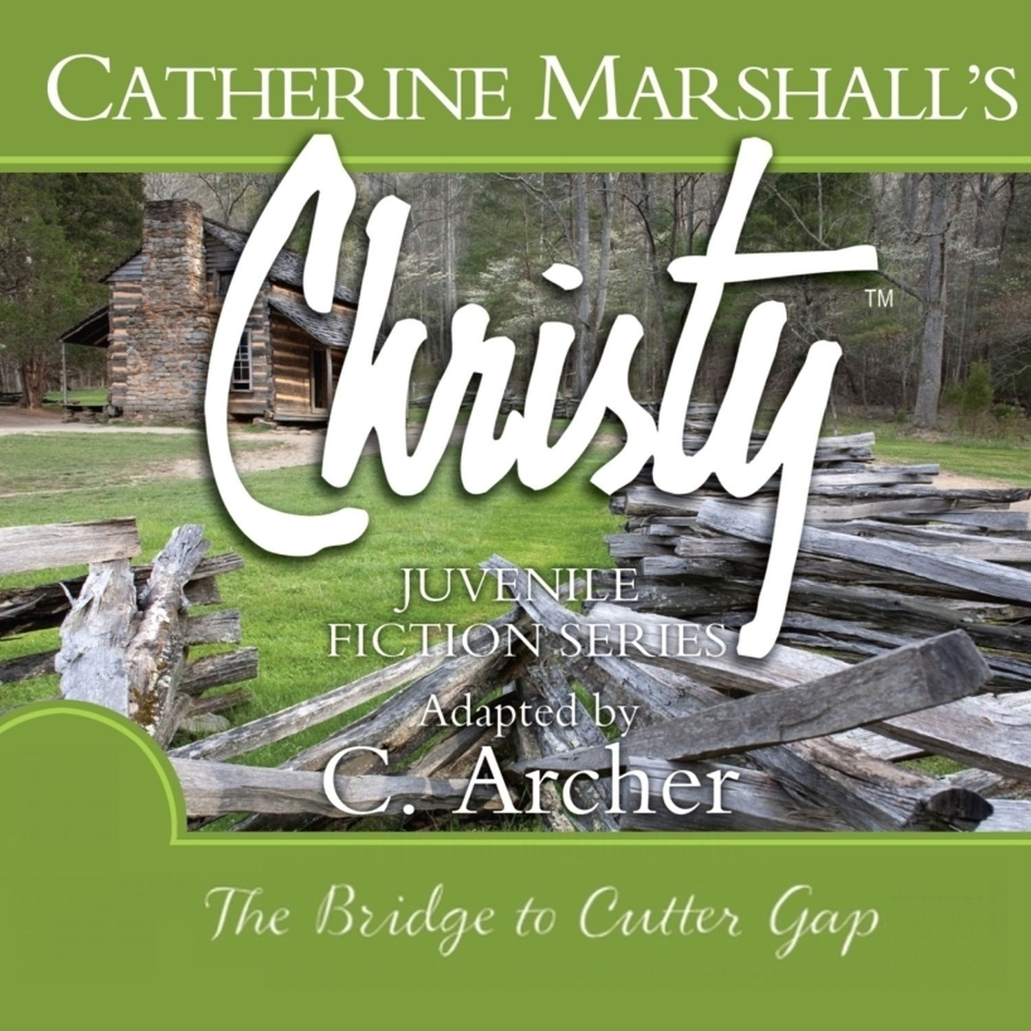 Printable The Bridge to Cutter Gap Audiobook Cover Art