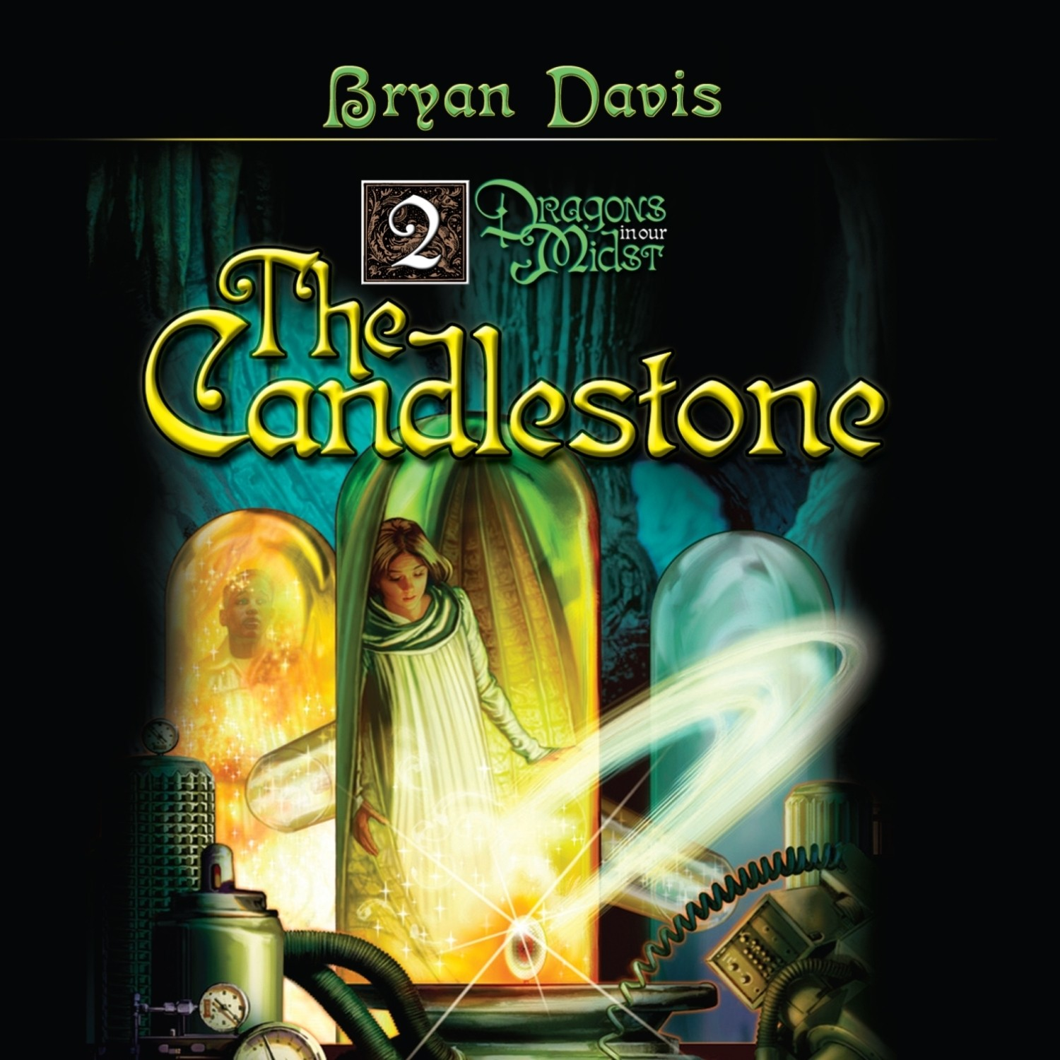 Printable The Candlestone Audiobook Cover Art